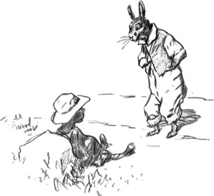 Brer Rabbit and the Tar-Baby