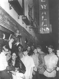 Stonewall Inn Crowd