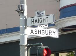 haight ashbury sign