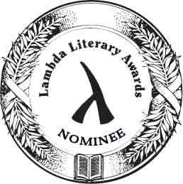 Lambda Literary Award Nominee Seal