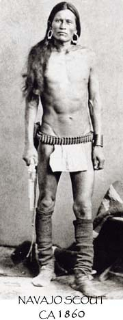 bare chested shirtless man navajo Indian