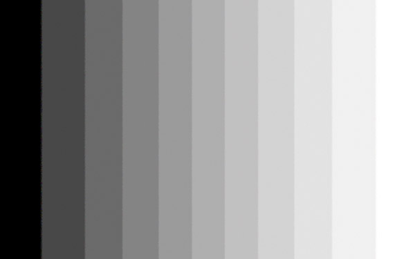 gray scale